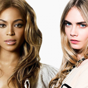 Beyoncé and Cara Delevingne hint at collaboration on Instagram