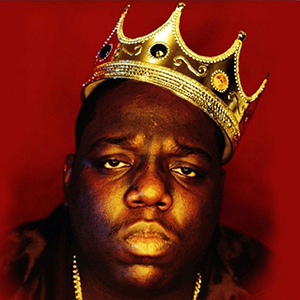 You'll be able to try on Biggie Smalls' famed crown at Sole DXB