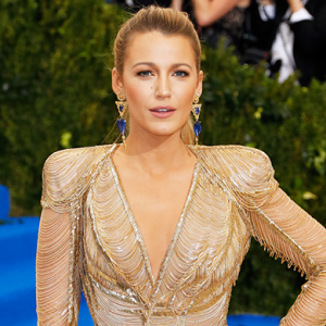 Blake Lively has chosen her Met Gala dress already