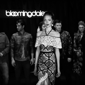 Inside the Bloomingdale's Dubai flash fashion show