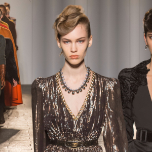 Milan Fashion Week: Bottega Veneta Fall/Winter '17
