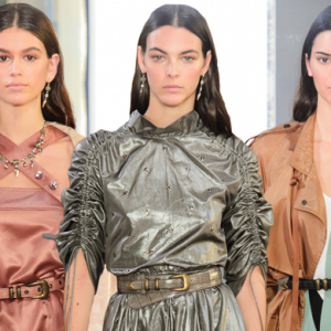 Milan Fashion Week: Bottega Veneta Spring/Summer '18