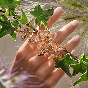 Boucheron just launched new nature-inspired jewellery creations