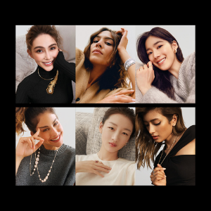 Boucheron reveals its newest faces of femininity