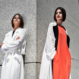 First look: Homegrown UAE label Bouguessa presents Autumn/Winter 15