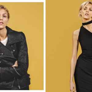 Boutique 1 launches capsule collection with Iro and Anja Rubik
