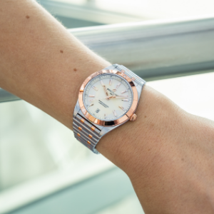 Breitling shines the spotlight on women with new Chronomat collection and squad