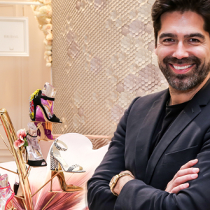 """It's my first time here\"" – Brian Atwood in Dubai"