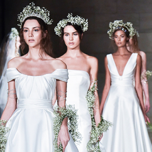 Bridal Fall/Winter '18: What to wear down the aisle