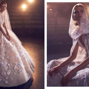 Bridal Fall/Winter '18: Part two 'I do' dresses
