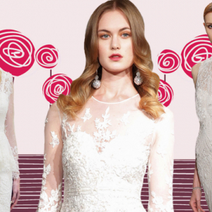 Bridal Fashion Week: Naeem Khan, Monique Lhuillier & Marchesa