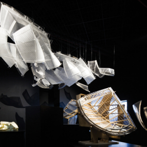 Fondation Louis Vuitton presents a Frank Gehry exhibition in Venice
