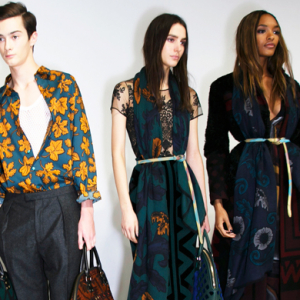 Just in: Burberry to blend future runway shows