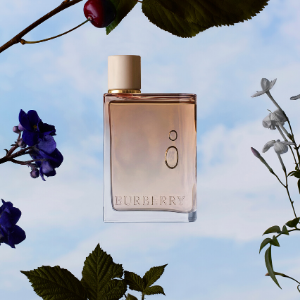 Burberry's latest scent is quintessentially British