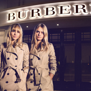 Burberry in! Prorsum, London and Brit out!