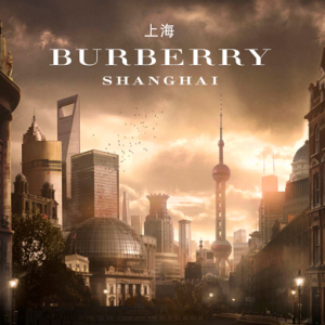 Burberry is bringing London to Shanghai