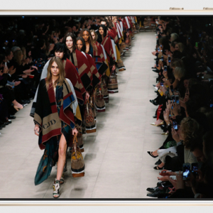 Burberry to live-stream show directly to smartphones in Japan