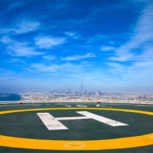 Dubai's Burj Al Arab helipad to host Dhs10,000 dinner