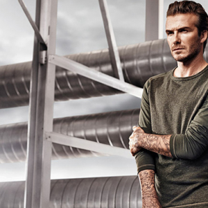 Buro 24/7 Exclusive Interview: David Beckham