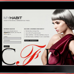 The CFDA partners up with Amazon's MyHabit site