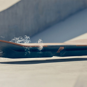 Watch now: Lexus releases teaser video for futuristic hoverboard