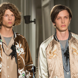 Paris Fashion Week Menswear SS16: Valentino