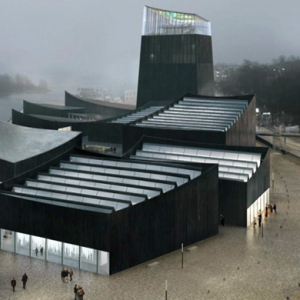 First look: Designs for the Guggenheim Museum in Helsinki are selected