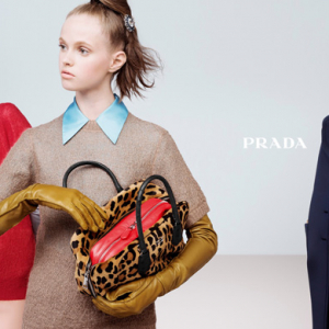 Prada unveils its new campaign for Autumn/Winter 15