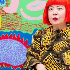 Exhibit of the week: Yayoi Kusama's 'I Who Have Arrived in Heaven'