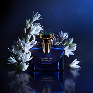 Bvlgari Tubereuse Mystique is the newest addition to the Splendida Bvlgari family