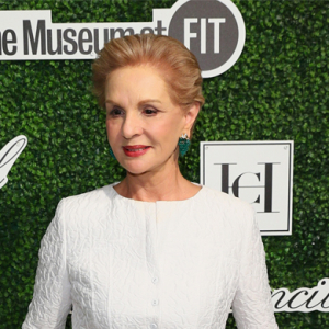 Couture Council honour goes to Carolina Herrera in NYC