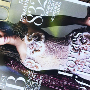 Beyonce makes history with Vogue's September issue cover