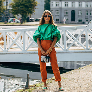 The best street style looks from Copenhagen Fashion Week