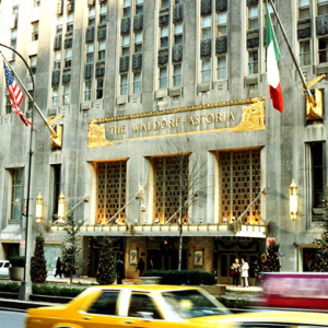Hilton sells the Waldorf Astoria New York for $1.95bn