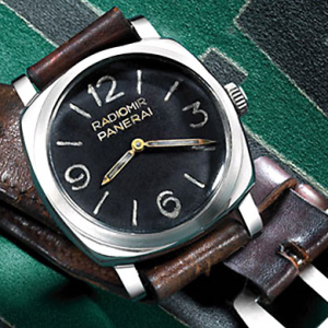 Harrods hosts rare Panerai watch exhibition