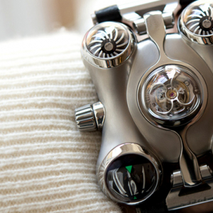 MB&F unveil its Horological Machine No. 6 Space Pirate