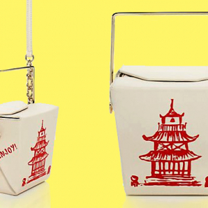 Buro loves: Kate Spade's Chinese takeout bag