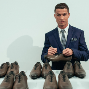 Cristiano Ronaldo is a shoe in