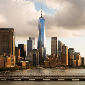 One World Trade Center opens for business in New York