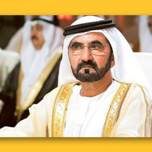 Sheikh Mohammed launches $1 million prize to end global water shortage