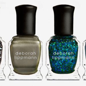 Debrorah Lippmann celebrates 15 years in business with a nail polish music box