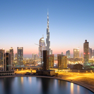 Dubai's growth in 33 years is the fastest in world history