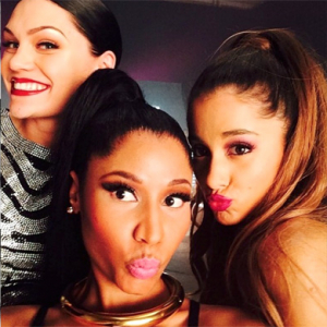 Jessie J, Ariana Grande and Nicki Minaj set to open the VMA's 2014