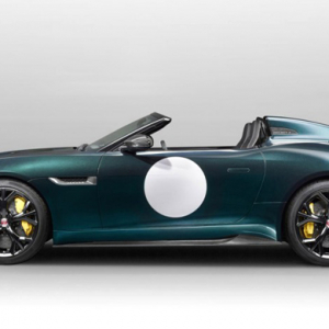 Introducing the Jaguar F-Type Project 7