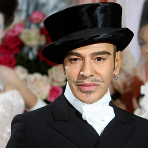 John Galliano starts assembling design team for Margiela