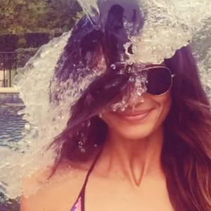 Celebrities take the ALS Ice Bucket Challenge