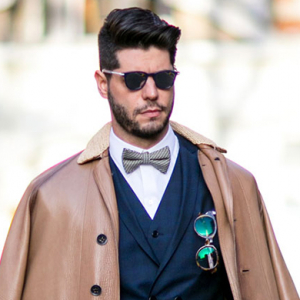 The London Collections Men AW15: Street Style Day 3