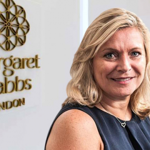 Buro 24/7 Middle East Interview: Pedicure pioneer Margaret Dabbs