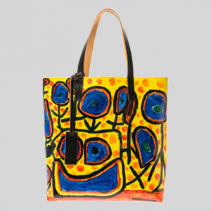 Most wanted: Marni x Christophe Joubert artistic tote