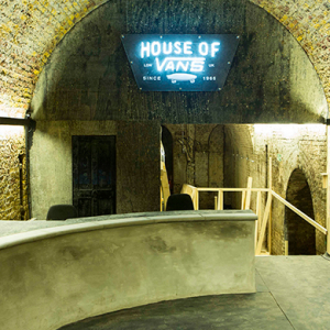 London's first indoor and underground skate park